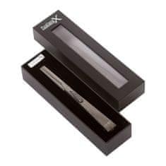 PureFlame X Luxusní USB plazmový zapalovač svíček, barva ocelová