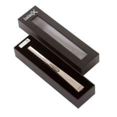 PureFlame X Luxusní USB plazmový zapalovač svíček, barva stříbrná