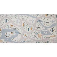 Jutex Koberec Bingo Karta 582 krémová
