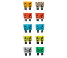 NEO Tools automobilski osigurači, 5-30 AMP, 11 mm