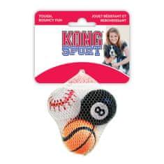KONG Sport Ball pseća igračka, XS, 3 kom