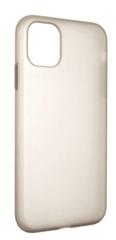 FIXED etui Flow dla Apple iPhone 11, dymne FIXFL-428-SM