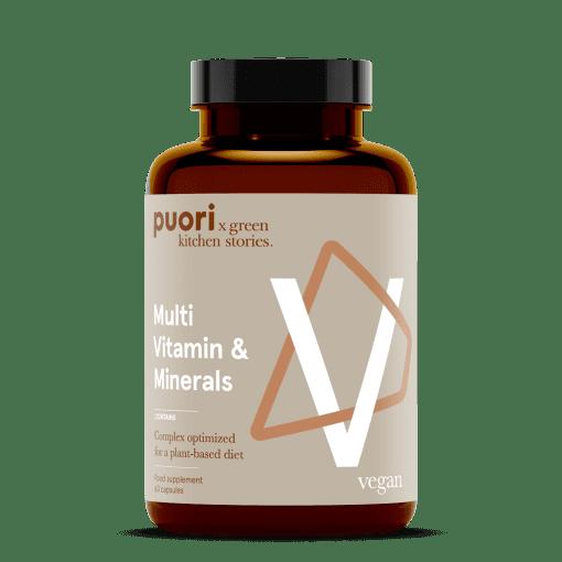 Puori V - multivitamín