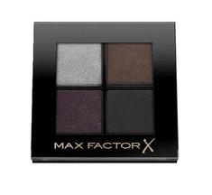 Max Factor Colour X-pert Soft Touch 005 Misty Onyx paleta sjenila, 4,3 g