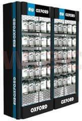 Oxford prezentační stěna Premium Advanced s rastrem pro drátový program, sestava 2ks, OXFORD (ŠxVxHL = 1940x2290x550 mm) PC5000 2 piece modul