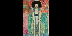 Metrax Craye Belgium Gobelín Tapisérie - Adele Bloch Bauer Gustav Klimt