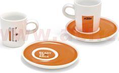 KTM set hrníčků Radical Espresso cup set KTM 3PW1973200