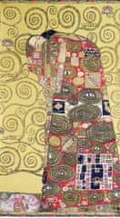 Metrax Craye Belgium Gobelín Tapisérie - Dosiahnutie Gustav Klimt