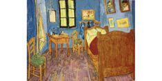 Metrax Craye Belgium Gobelín Tapisérie - Bedroom Vincent van Gogh