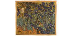 Metrax Craye Belgium Gobelín Tapisérie - Dúhovková záhrada Vincent van Gogh