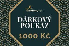 jezdeckyraj.cz Dárkový poukaz 1000 Kč