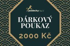 jezdeckyraj.cz Dárkový poukaz 2000 Kč