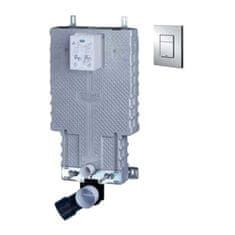 Grohe Grohe 38643/SET - Uniset nádržka WC + tlačidlo - 2v1