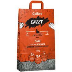 Calibra Eazzy Eazzy Cat pijesak Fine, 10 kg