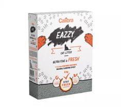 Calibra Eazzy Eazzy Cat pijesak Ultra Fine & Fresh, 6 kg