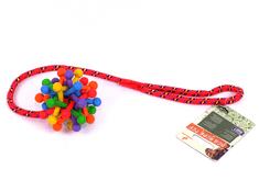 Petproducts Gumová hračka na laně - 41x7 cm
