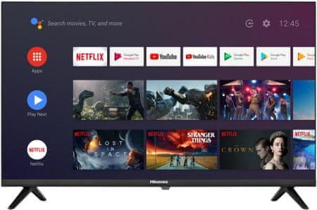Hisense HD 32A5700FA LED televizor, Smart TV