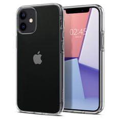 Spigen Liquid Crystal iPhone 12 mini ACS01740, číry