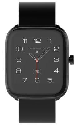 Inteligentny zegarek IGet FIT 20, monitorowanie snu, inteligentne budzenie