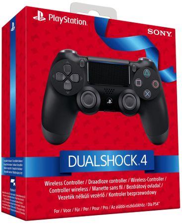 Sony DualShock 4 V2 gamepad, Gift Edition, crna