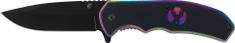 Ausonia Sklopivi nož, crn (26594)