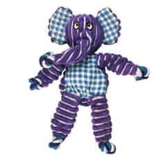 KONG Floppy Knots pseća igračka, M/L, slon