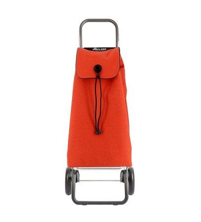 Rolser Torba na zakupy EcoIMax RG na kółkach, pomarańczowa