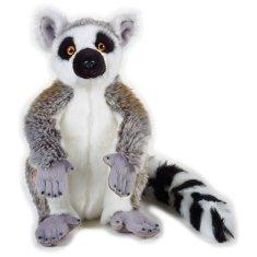National Geographic Zvieratká z dažďového pralesa 770757 Lemur 30 cm