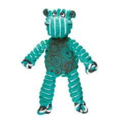 KONG Floppy Knots pseća igračka, M/L, vodenkonj