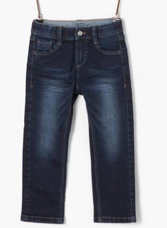 s.Oliver jeansy chłopięce 404.11.899.26.180.1278051 110 ciemnoniebieskie