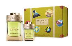 Bvlgari Bvlgari Man Wood Neroli EDP parfem, 100 ml + EDP parfem, 15 ml + toaletna torbica