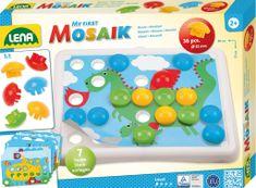 LENA Mozaik Kirakós játék