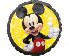 """Anagram Fóliový balón 18"""" - Mickey Mouse"""