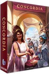 PDV družabna igra Concordia angleška izdaja