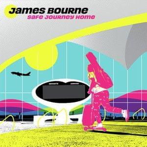Bourne James: Safe Journey Home - CD