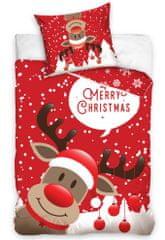 Tip Trade Karácsonyi ágyneműhuzat Rudolf a rénszarvas