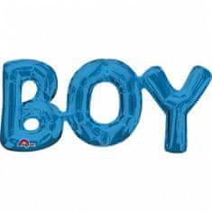 Amscan BOY folija balon