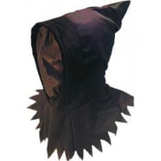 Smiffys Črna maska s kapuco