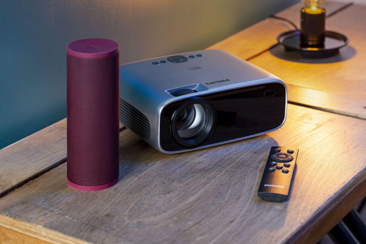 Projektor Philips NeoPix Prime 2 (NPX542) Full HD 2 600 üzemidő LED
