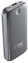 CellularLine E-TONIC 20 000 HD prenosna baterija, črna
