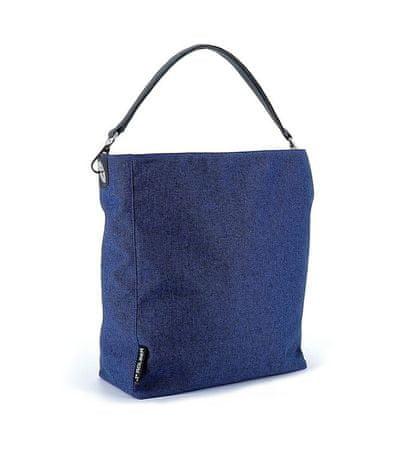 Rolser Eco Bag nakupovalna torba, temno modra