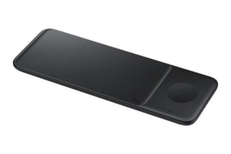 Samsung brezžična polnilna postaja 3v1, črna
