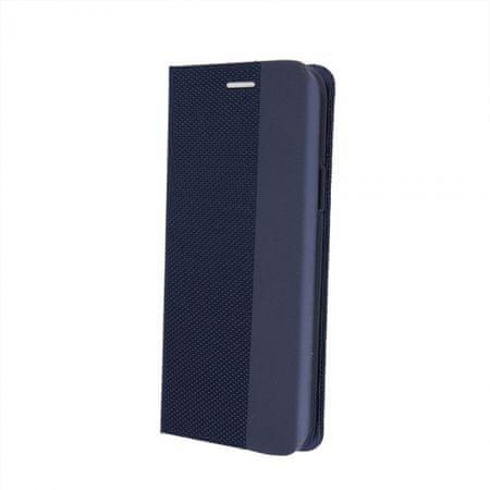 Onasi Moon ovitek za iPhone 12 Pro Max, preklopni, moder