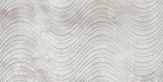 CronaPlast PVC 3D obklad - Vlny šedé