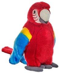 National Geographic Zvieratká z dažďového pralesa 770793 Ara macao červený