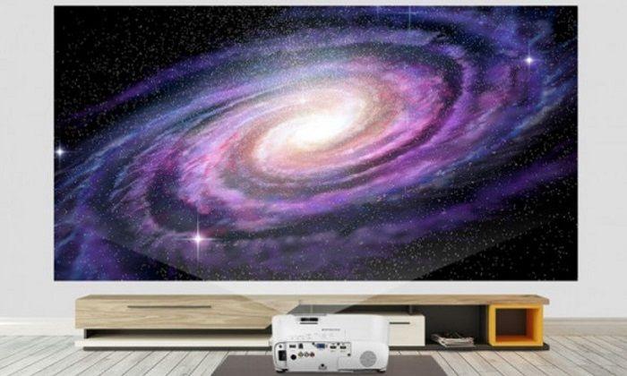 Projektor Epson EH-TW750 (V11H980040) HDMI 3,5 mm jack Wi-Fi Bluetooth USB VGA compatibility mutlimédia lejátszó