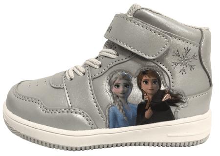 Disney lány magasszárú cipő Frozen 507599/D4310108S, 24, szürke