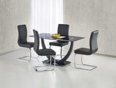 Halmar Anton jedálenský stôl čierna