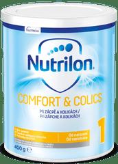 Nutrilon 1 Comfort & Colics speciální počáteční mléko 400 g, 0+