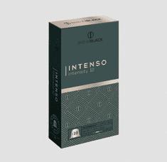 BrewBlack Káva INTENSO (120 kávové kapsule)